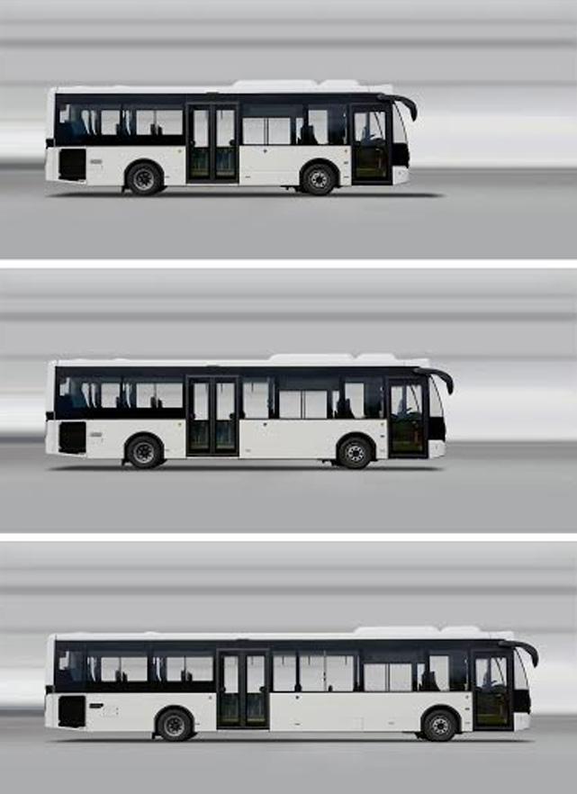 Nuevas variantes de longitud en el VDL Citea LLE