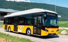 El 5% de los autobuses europeos eran eléctricos
