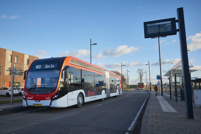 1.000.000 de kilómetros eléctricos en Eindhoven
