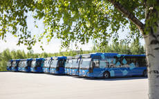 Autobuses VDL entregados a Transdev
