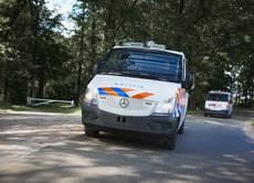 Primeros vehículos para la Policía entregadps