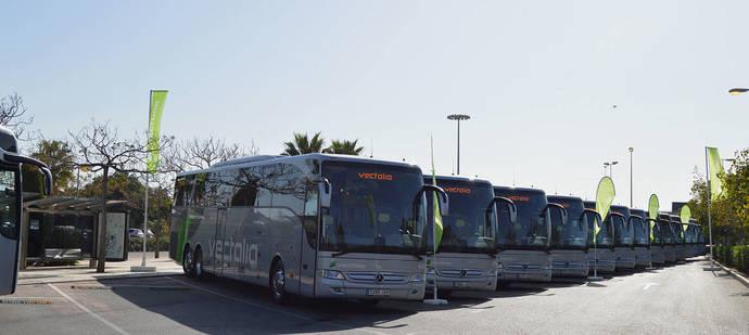 Vectalia gestiona el transporte público en 11 pueblos de Grand Nador