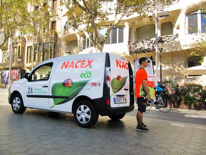 Nacex impulsa la movilidad sostenible entre su red de franquicias