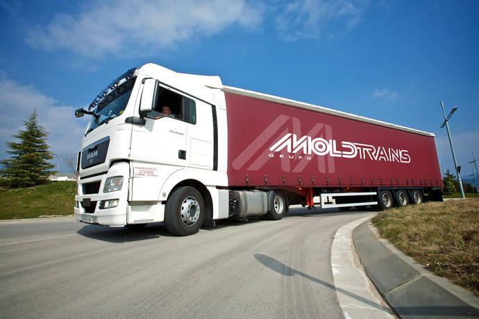 La división de transporte del Grupo Moldtrans crece en 2015