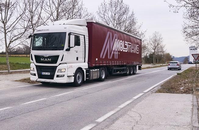 Moldtrans presenta su nuevo servicio de grupaje JIT Francia