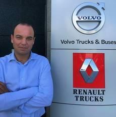 Jose Antonio Mannucci, nuevo director de Volvo Financial Service en España.