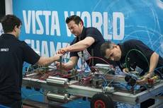 Volvo reúne a los mejores mecánicos del mundo en la final de VISTA