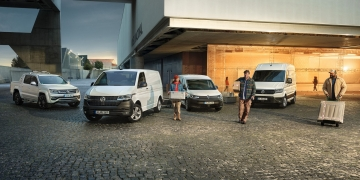 La Covid lastra los resultados de Volkswagen vehículos comerciales 2020