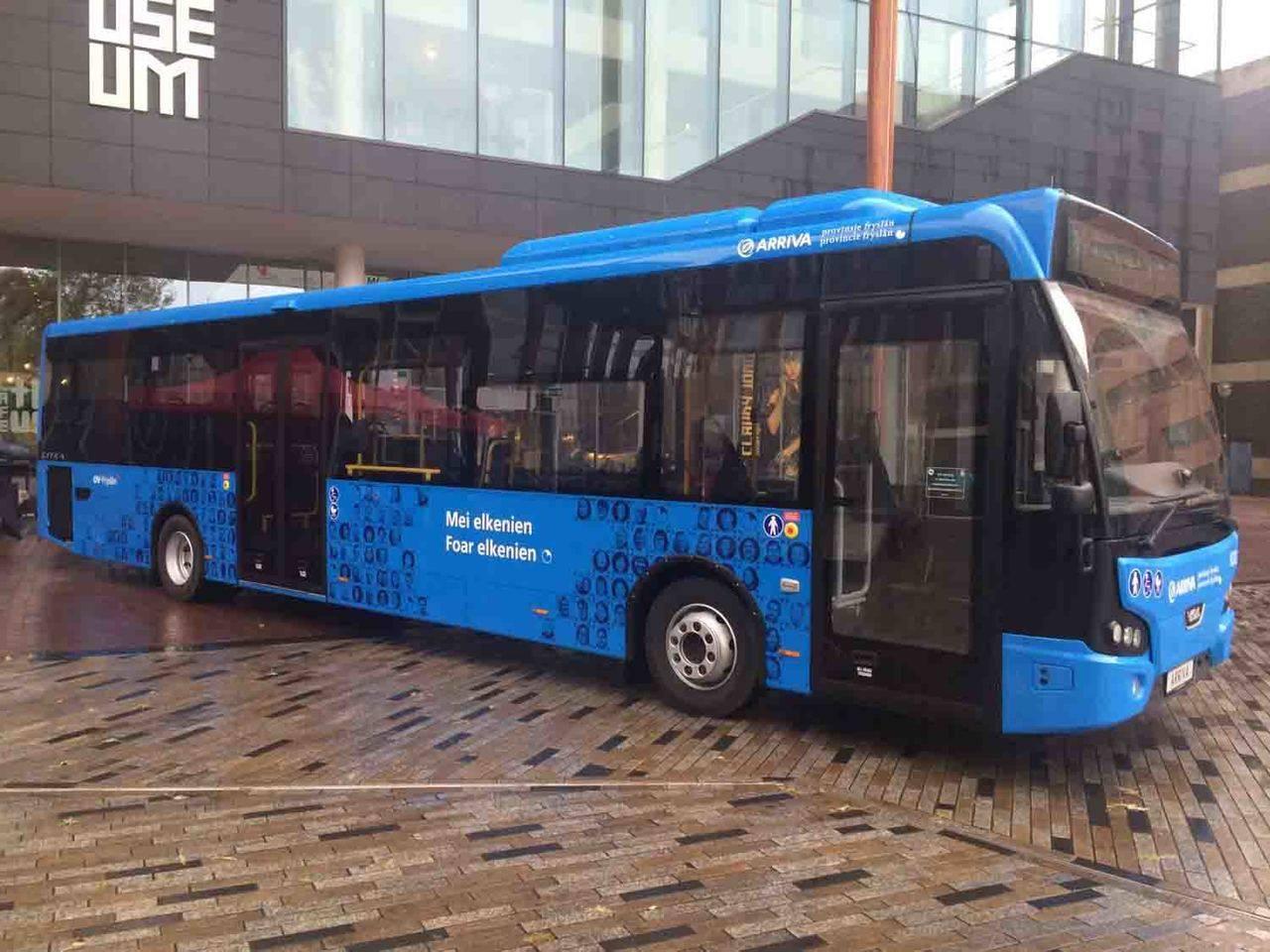 VDL Bus & Coach recibe un pedido de 228 unidades para Arriva Netherlands
