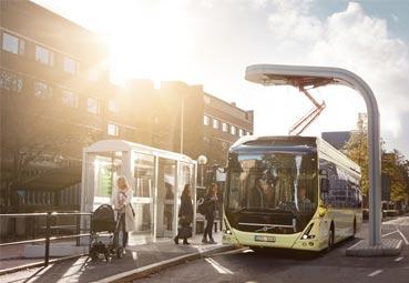 Volvo Buses celebra el Día del Medio Ambiente apostando por la sostenibilidad