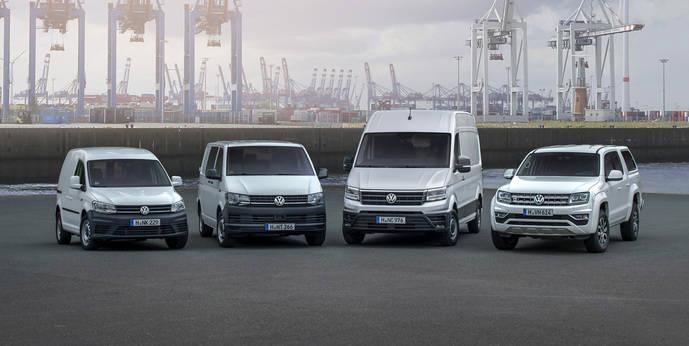 VW Vehículos Comerciales aumenta un 9,1% las entregas en lo que va de año