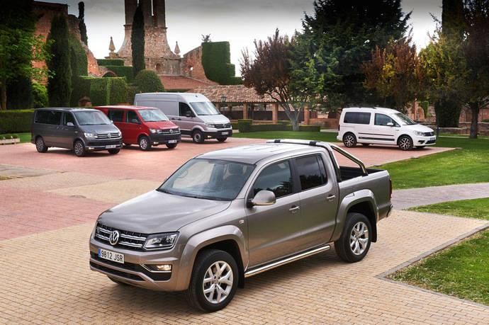Volkswagen roza los 250.000 comerciales en el semestre
