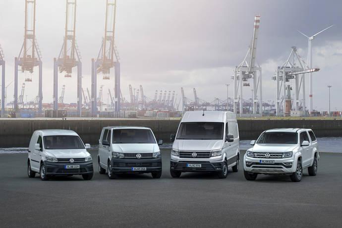 Volkswagen Vehículos Comerciales hace 390.900 entregas entre enero y octubre