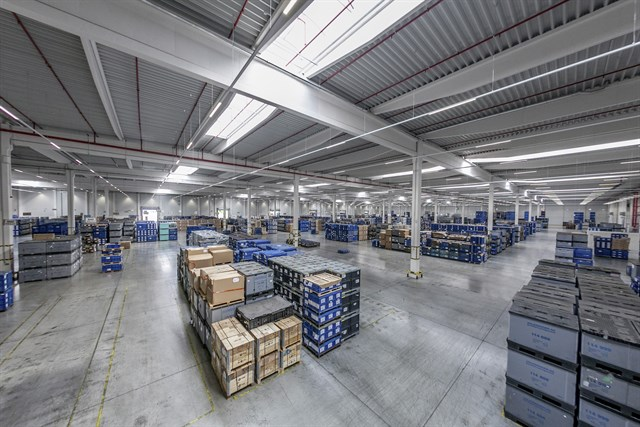 Volkswagen inaugura un centro logístico en Eslovaquia