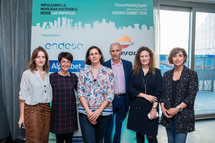 Grandes empresas españolas marcan el camino de la movilidad del futuro