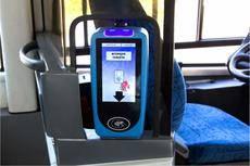 Las primeras nuevas validadoras de EMT Madrid ya están operativas