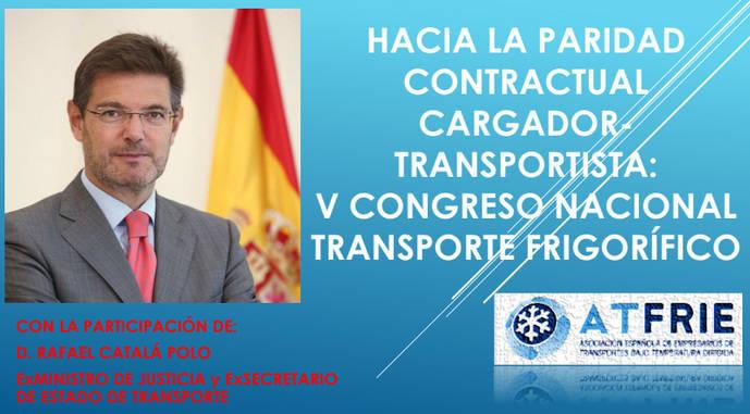 Atfrie realiza su V Congreso los días 19 y 20 de septiembre, en Valencia