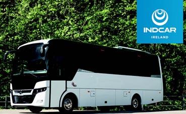 Indcar se certifica como 'Mercedes Benz Special Trucks Buspartner'