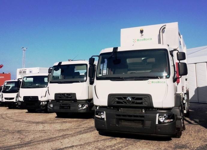 Renault Trucks participa en las Jornadas Técnicas de Medio Ambiente Anepma