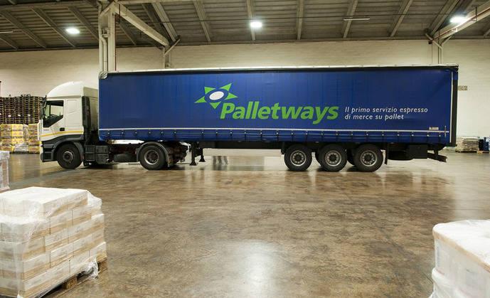 Palletways realiza la inauguración de un nuevo Hub en Verona, Italia