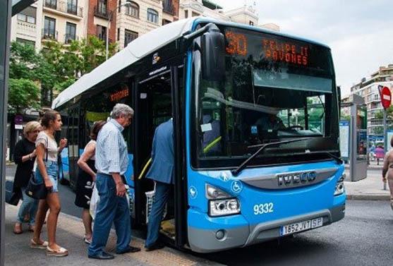 Autobuses de EMT unirán estaciones de Delicias y Méndez Álvaro