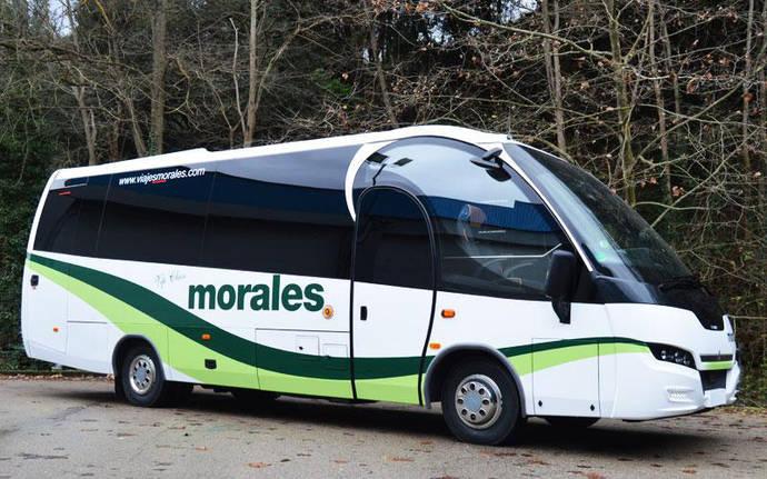 Viajes Morales estrena un Mago 2 sobre chasis Iveco