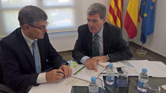 La Autoridad Portuaria de Valencia explica su plan de ampliación de hinterland