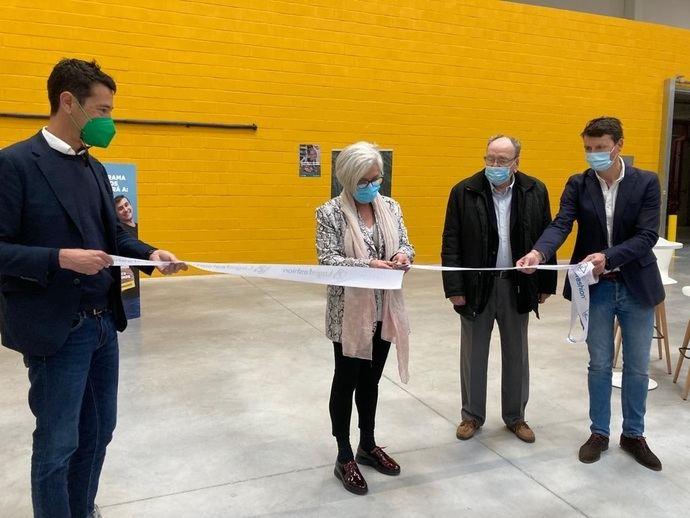Logisfashion inaugura un nuevo centro logístico en Toledo