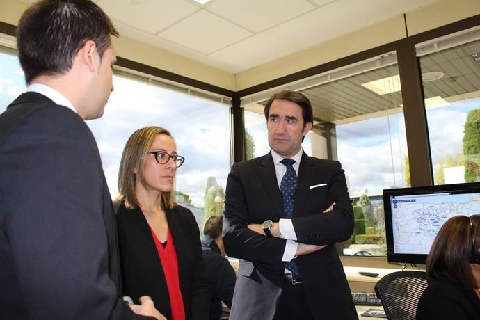 Galicia está interesada en el sistema de transporte a la demanda de GMV