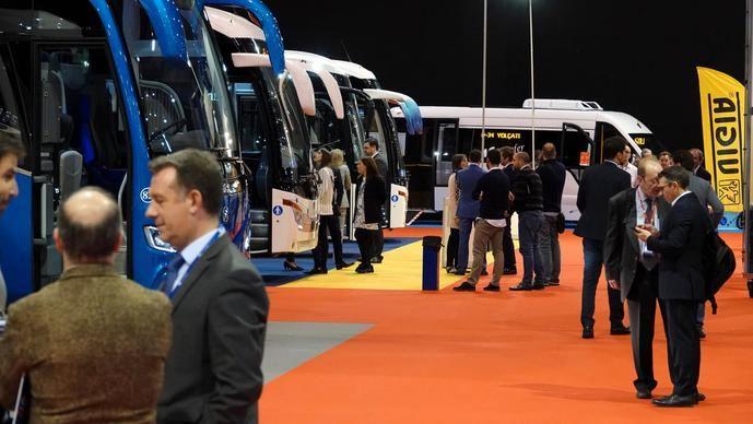 ExpoBus Iberia valorará en noviembre las fechas de su tercera edición