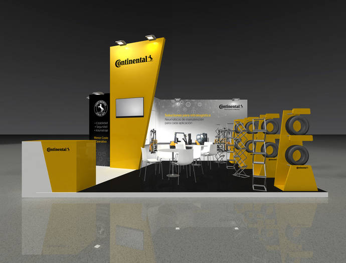 Continental presenta sus soluciones para el Sector en Logistics