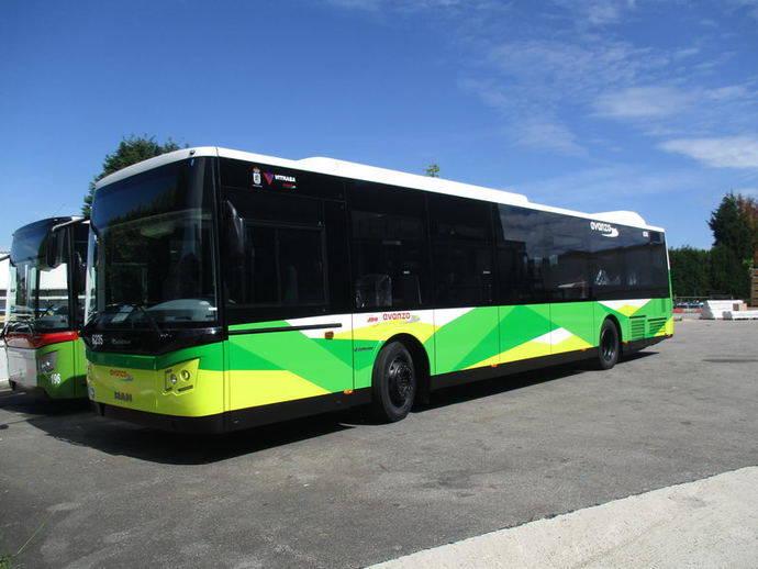 Castrosua entrega 24 nuevos autobuses a la empresa Vitrasa