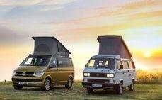 Volkswagen presenta el California 30 Aniversario