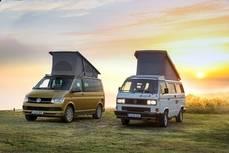 Edición limitada Volkswagen California.