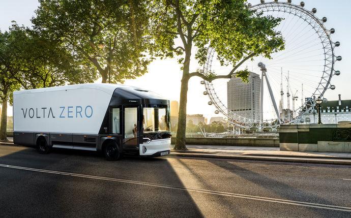 Volta Trucks pide más ambición en el Plan de descarbonización del transporte en UK