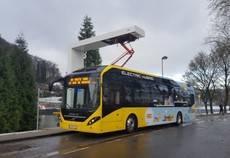 Noventa autobuses eléctricos de Volvo para dos ciudades belgas