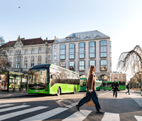 Volvo Buses entrega 13 autobuses eléctricos a la ciudad sueca de Malmö