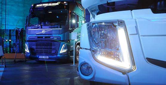 Volvo Trucks presenta su hoja de ruta hacia la descarbonización