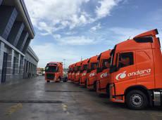 Ondara Logística amplía su flota con Volvo Trucks