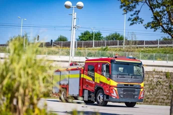 Volvo FM y FMX: vehículos de emergencia