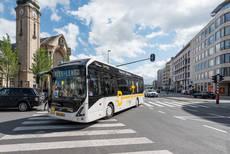Volvo comienza a probar sus nuevos autobuses eléctricos en Luxemburgo