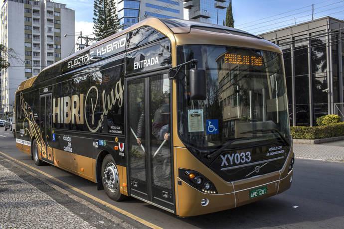 Soluciones completas para el transporte público electrificado Volvo