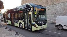 Curitiba ya tiene el autobús híbrido eléctrico Volvo