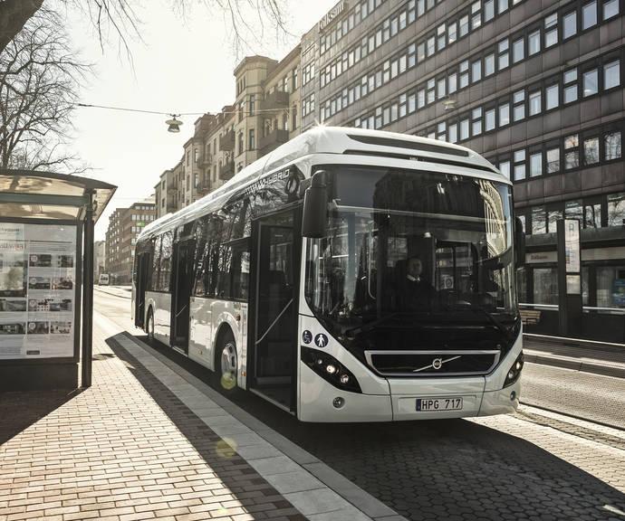 Volvo vende ocho autobuses híbridos a Melbourne, en Australia