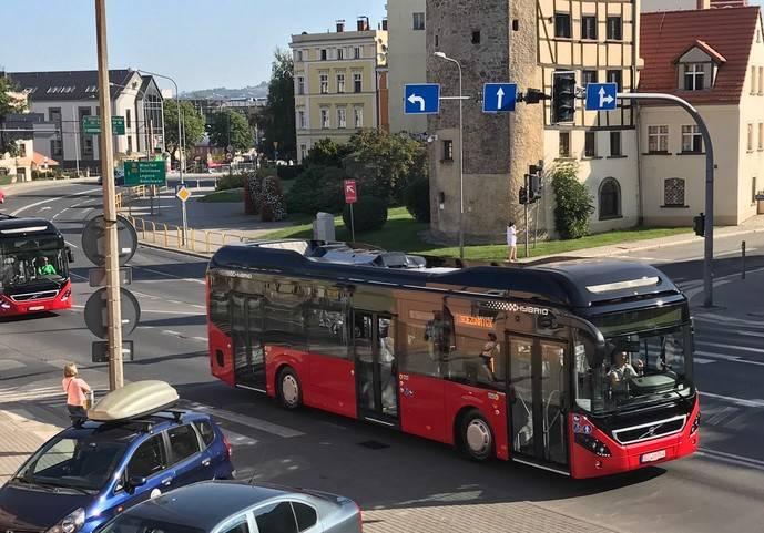 Volvo entregará siete autobuses híbridos eléctricos a Grudziadz, Polonia