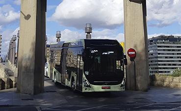 Volvo prueba autobuses eléctricos en condiciones climáticas adversas