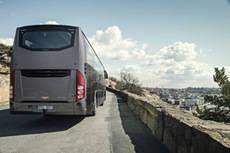 Volvo, presente en Busworld con modelos de lujo