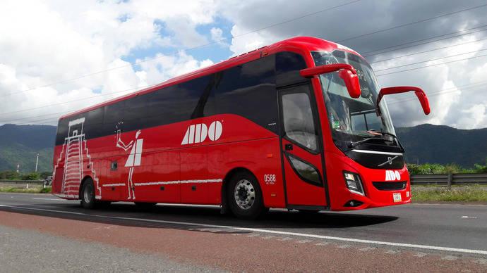 Volvo recibe un pedido de 144 autocares, para México