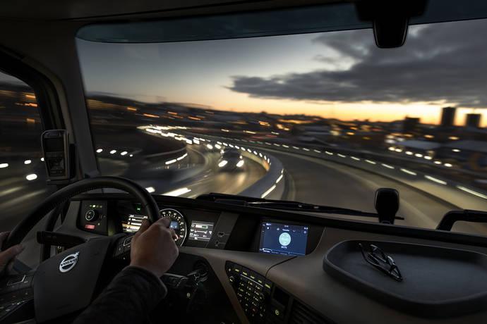Volvo lanza un nuevo sistema integrado de servicios e infoentretenimiento