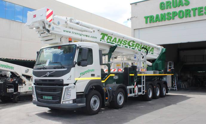 Volvo Trucks y Lkw-lift Ibérica, 'partners' aliados